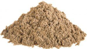 Сертификация песка
